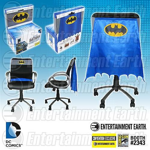 this batman classic chair cape turns your chair into a hero geektyrant