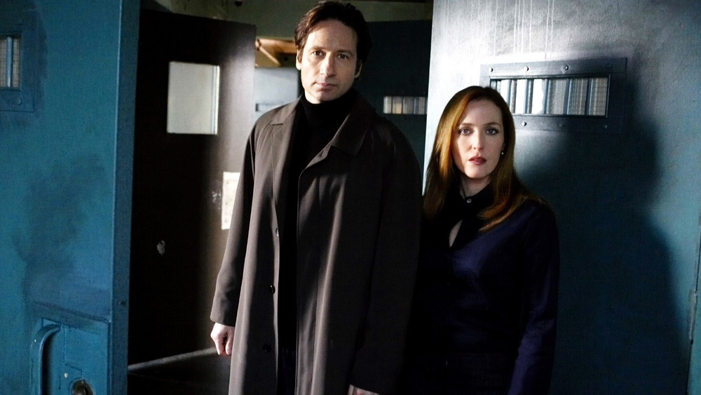 David Duchovny And Gillian Anderson Are Getting Me Excited For THE X FILES Revival