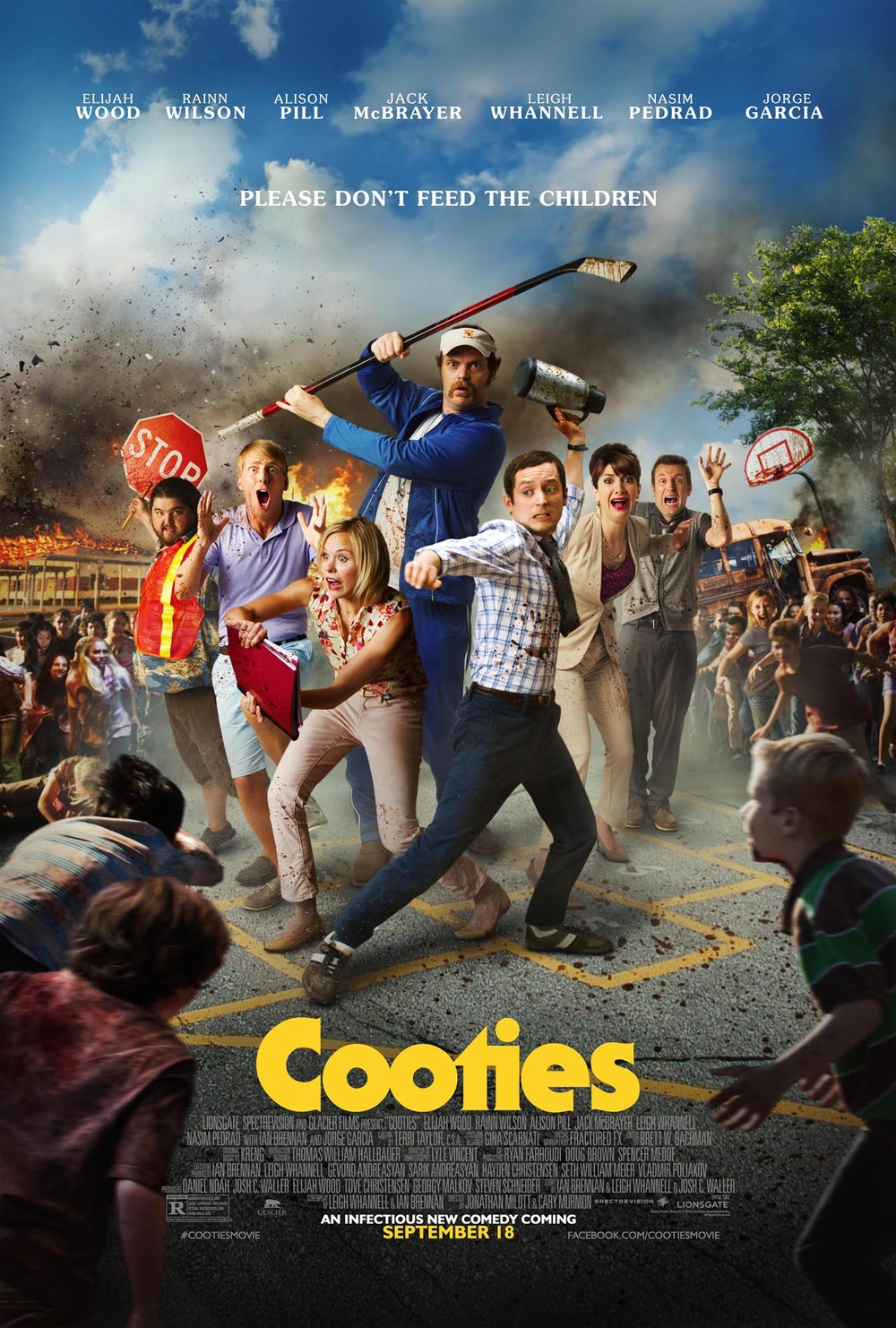 elijah-wood-fights-child-zombies-in-poster-for-cooties