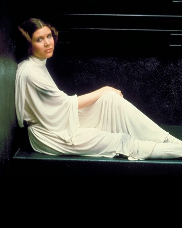Carrie Fisher Confirms Princess Leia Role In Star Wars
