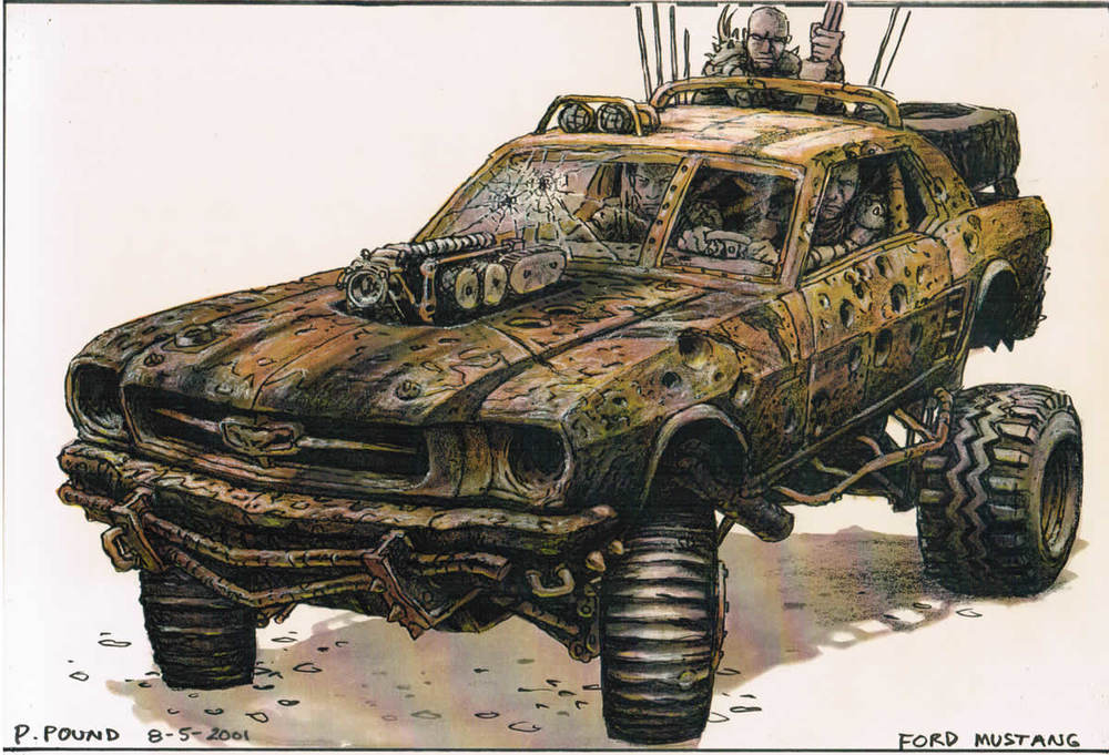 mad max art book pdf