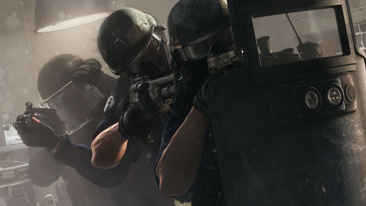 rainbow six siege trailers multiplayer white masks and terrorist