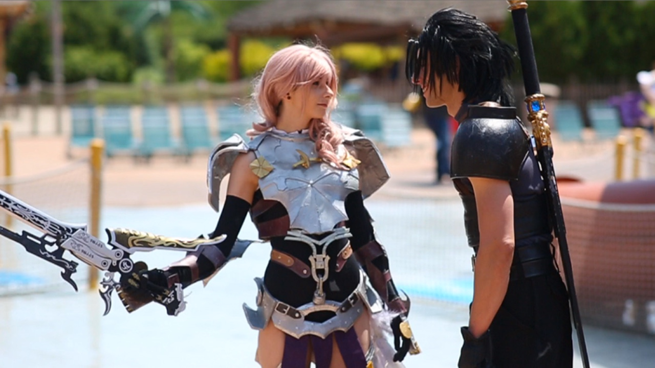 cosplay music videos from colossalcon 2015 geektyrant