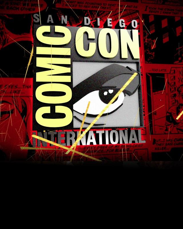 Comic-Con 2015 - Saturday and Sunday Schedules Announced
