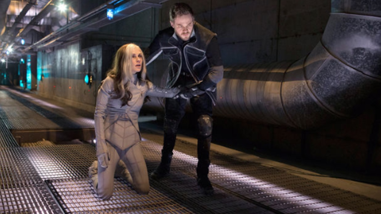 x-men: days of future past rogue cut - first clip and new photo