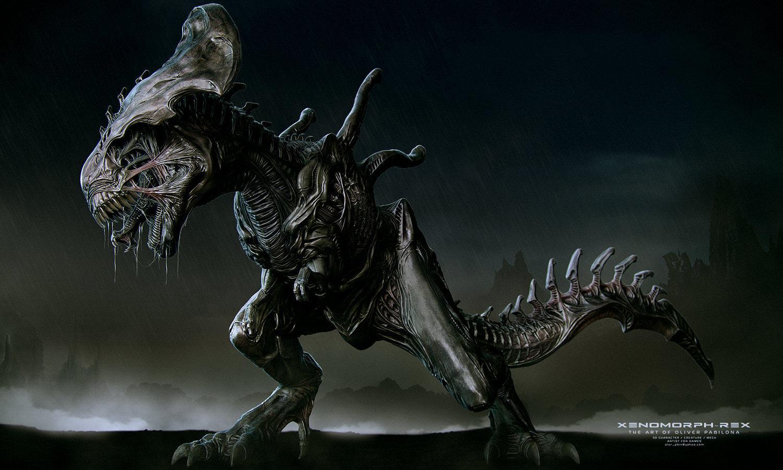 Ridley Scott's 'Alien' Problem – ScreenHub Entertainment