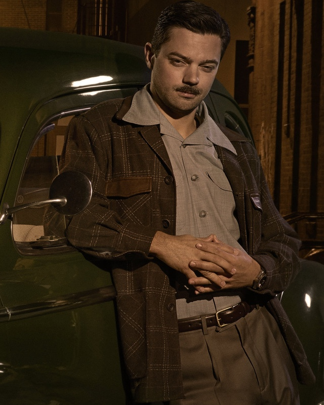 Dominic Cooper Coming Back as Howard Stark in AGENT CARTER ...