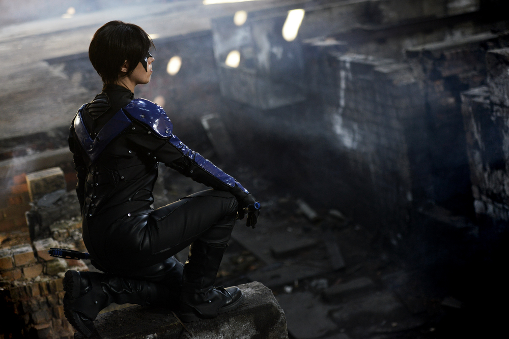 Tenraii  is Nightwing | Photo by VW/Valentin