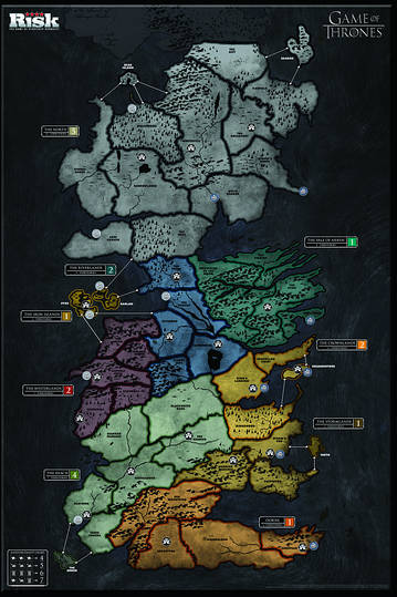 Officially licenced game of thrones risk board game geektyrant bn jg327gotrisev20150706163230g gumiabroncs Image collections