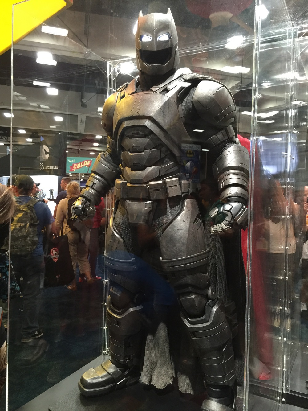 Batman V Superman Batman Armor Costume Weapon And