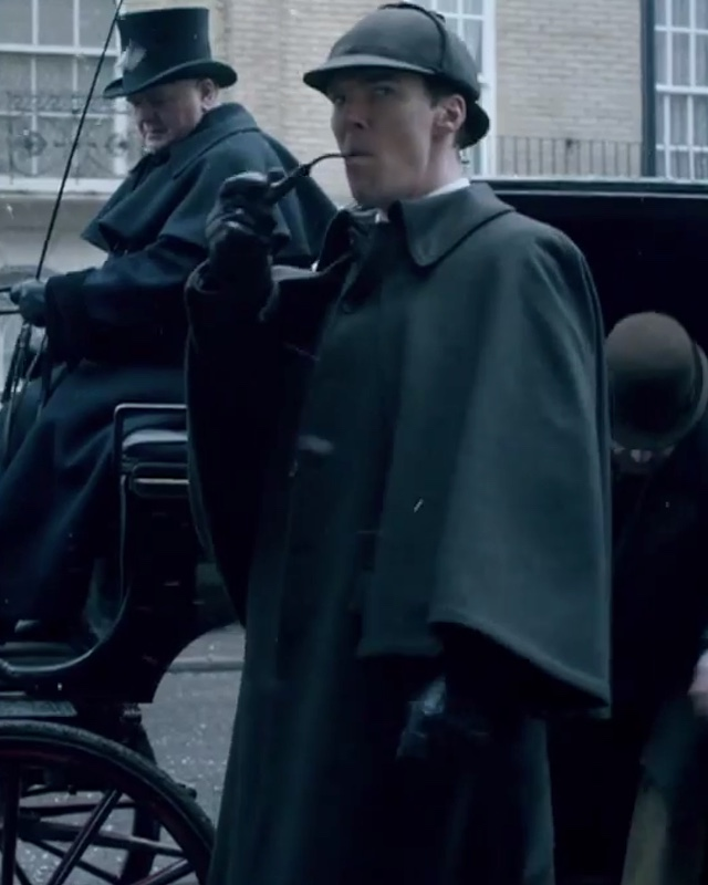 SHERLOCK Seasons 4 And 5 Are In The Planning Stages