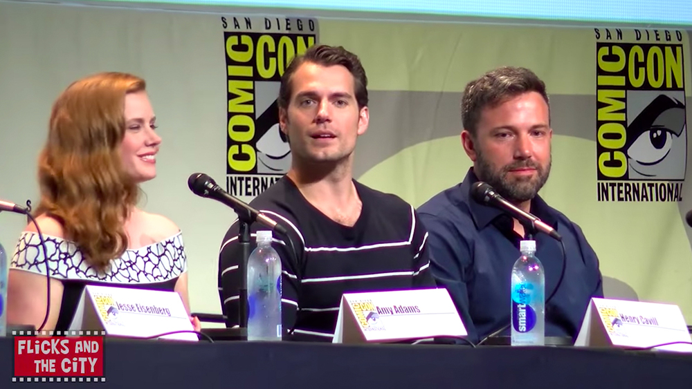 Comic Panel Panel From Comic-con 2015