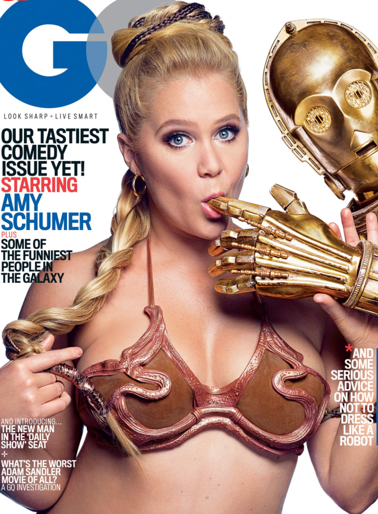 STAR WARS épisode 7  - Page 5 Amy-schumer-parties-hard-star-wars-style-in-gq-photoshoot