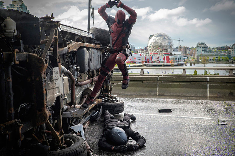 High Resolution Deadpool Images