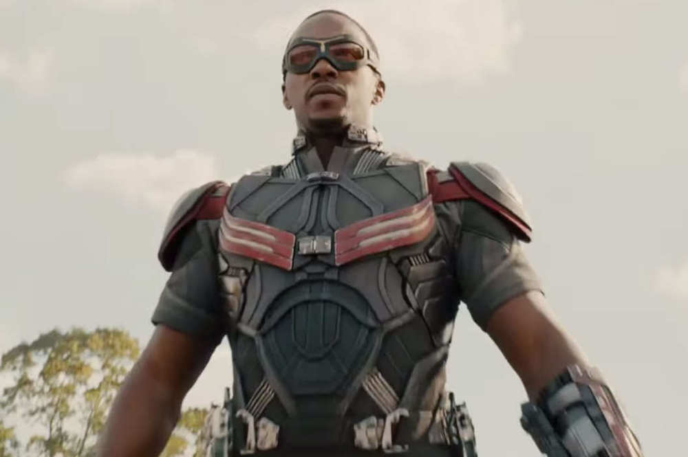 Kevin fiege discuses ant man falcon cameo and civil war - Faucon avengers ...