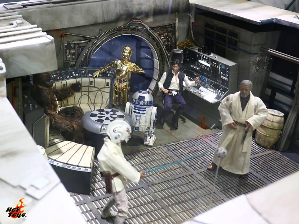 New Official Photos Of Hot Toys Gigantic Millennium