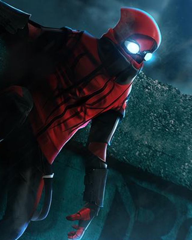Artist S Rendering Of The Rumored New Spider Man Costume Geektyrant