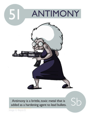 The amazing comic style characters of the periodic table geektyrant if you ask me each of these characters feel like they need a story all their own ive posted a handful of my favorites bellow but for all 112 you can urtaz Image collections