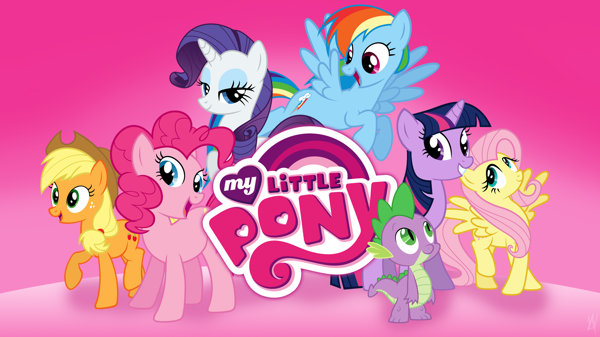 My Little Pony Movie Being Developed By Hasbro