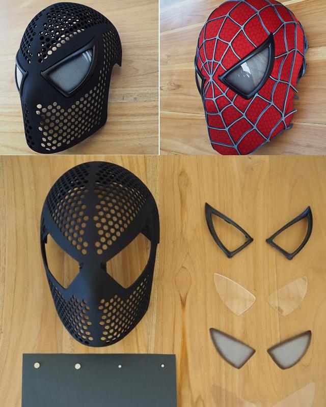 Make your own spiderman movie