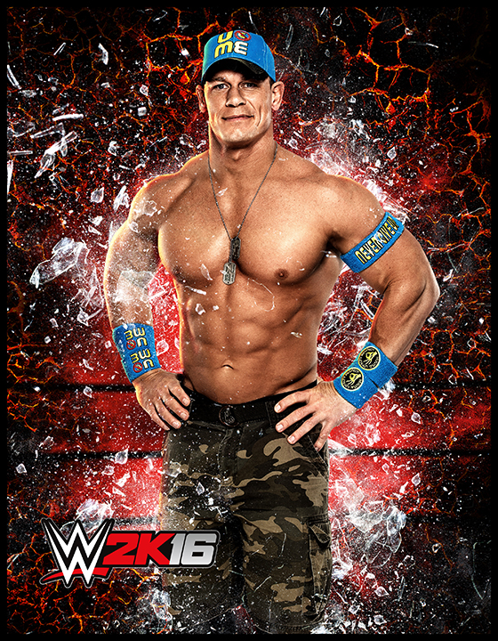 WWE 2K16: First 12 Members Of Roster Revealed — GeekTyrant