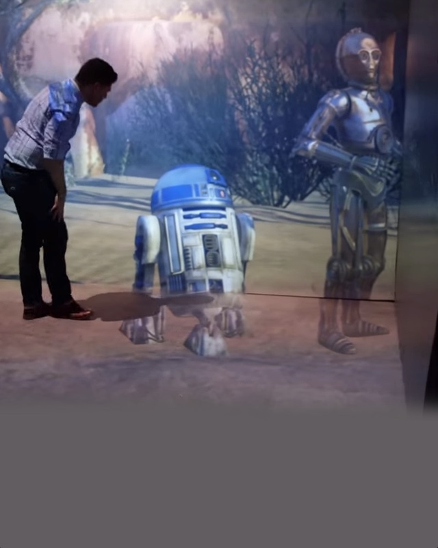 Industrial Light And Magic Harry Potter: Welcome To ILM's Secret STAR WARS Virtual Reality Lab