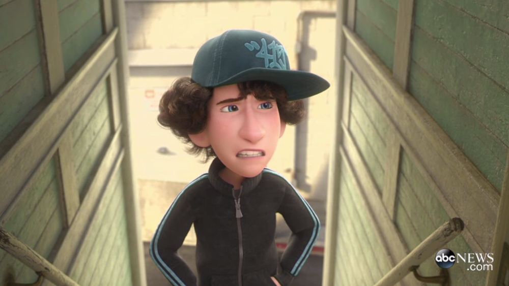 movies news first look inside short riley date