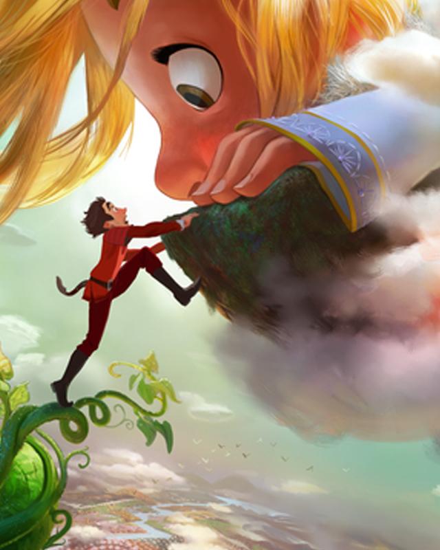 GIGANTIC, Disney's Animated Take On Jack And The Beanstalk
