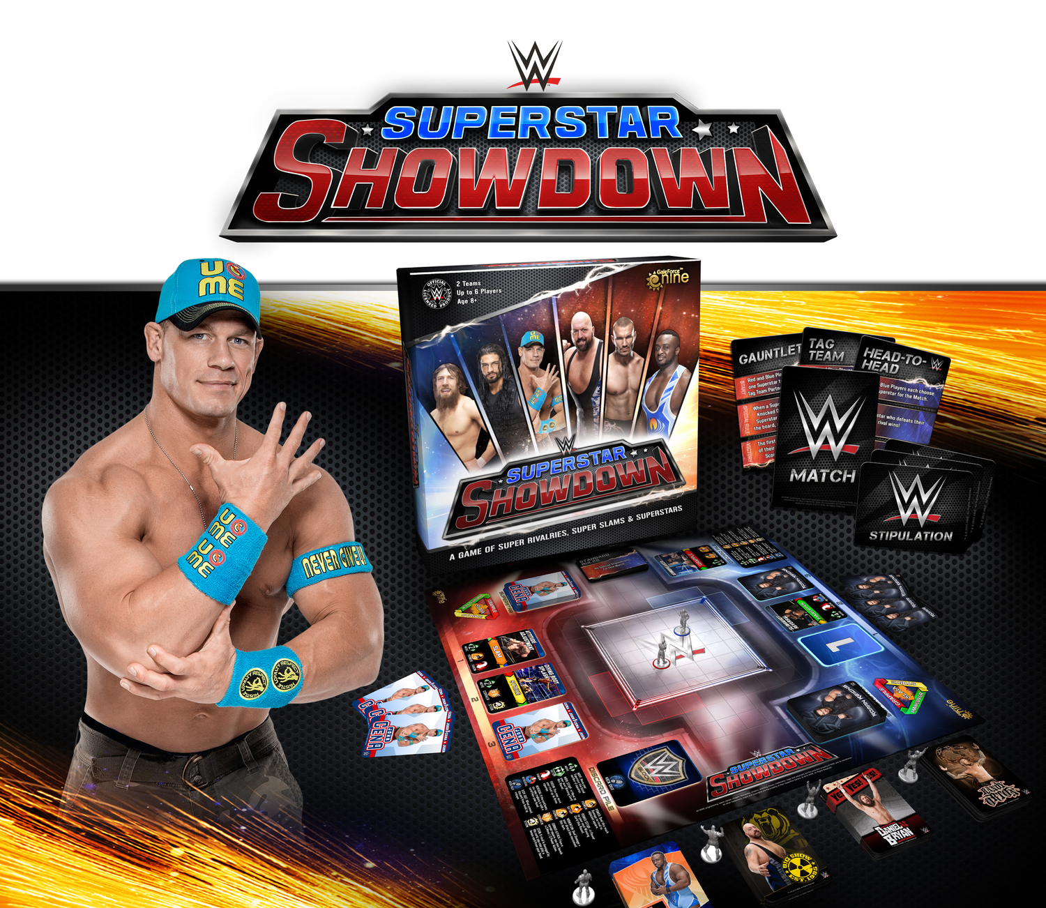 superstar showdown review the champ is here geektyrant