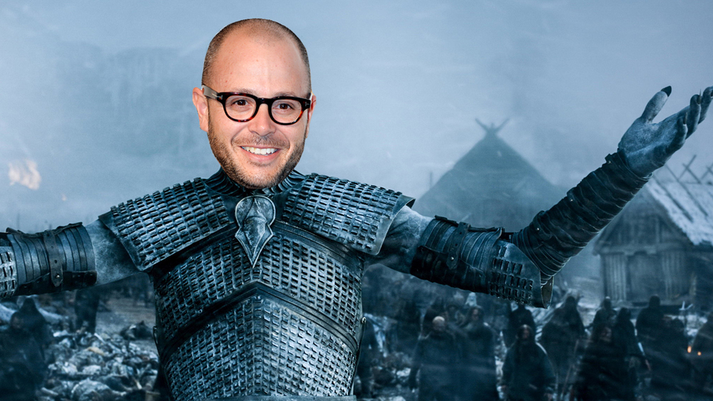 damon lindelof walking dead