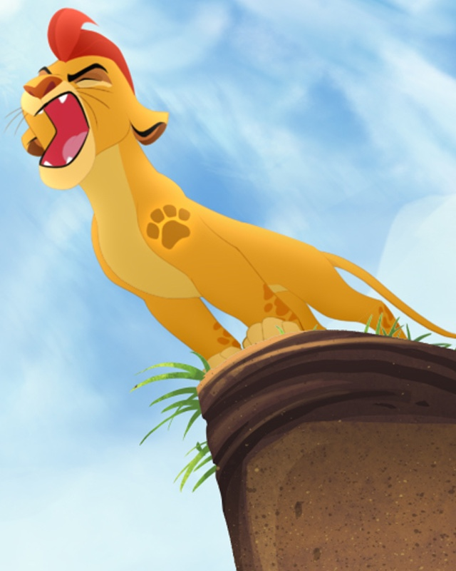 Trailer And Clip From Lion King Sequel Series The Lion Guard Return Of The Roar Geektyrant