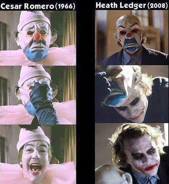 Cesar Romero The Joker is Wild Cesar Romero's Joker Intro
