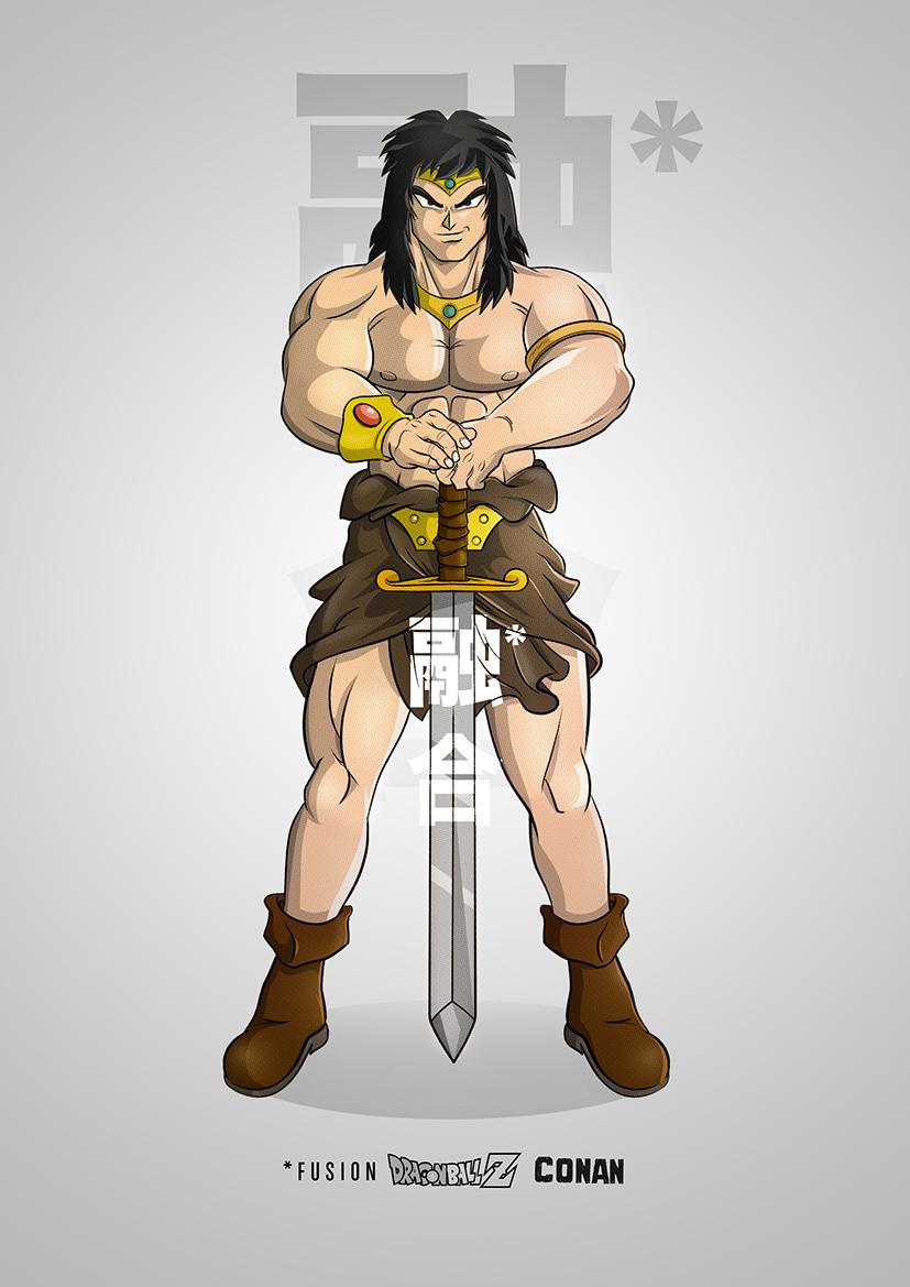 superhero-and-dragonball-z-mashup-art-series5