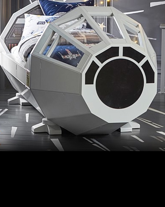 Millennium Falcon Bed A Must Have For Any Star Wars Geek Geektyrant