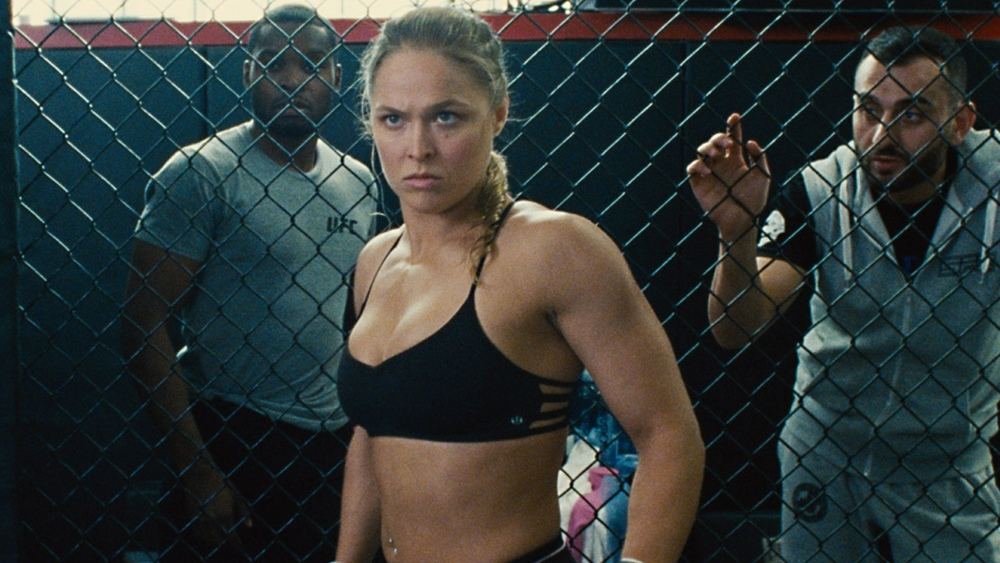 Delightful Ronda Rousey Set To Star In Road House
