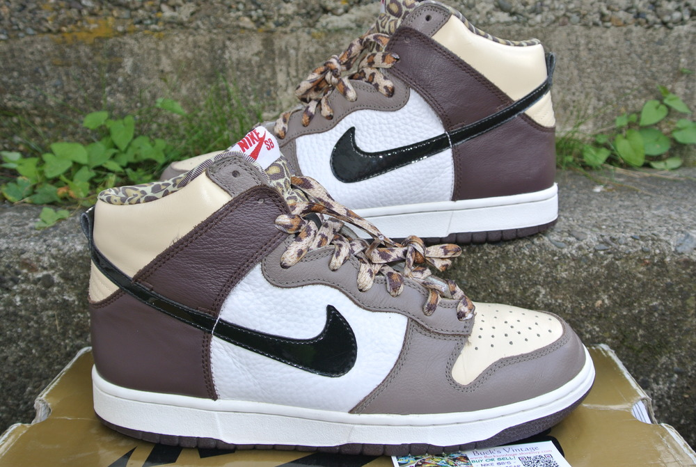 "Nike SB Dunk High ""Ferris Bueller"""