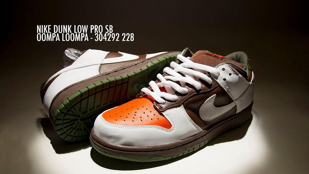"""Nike Dunk SB Low """"Oompa Loompa"""""""