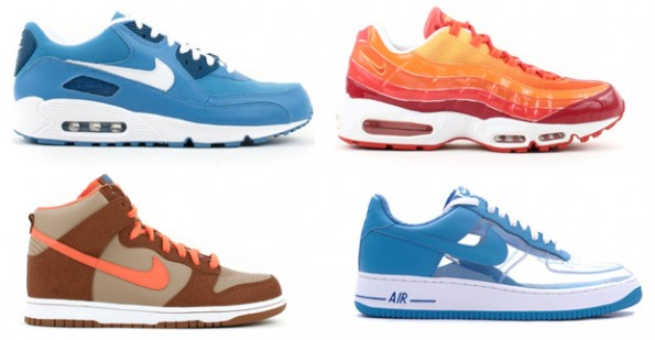 """Nike """"Fantastic Four"""" Collection"""