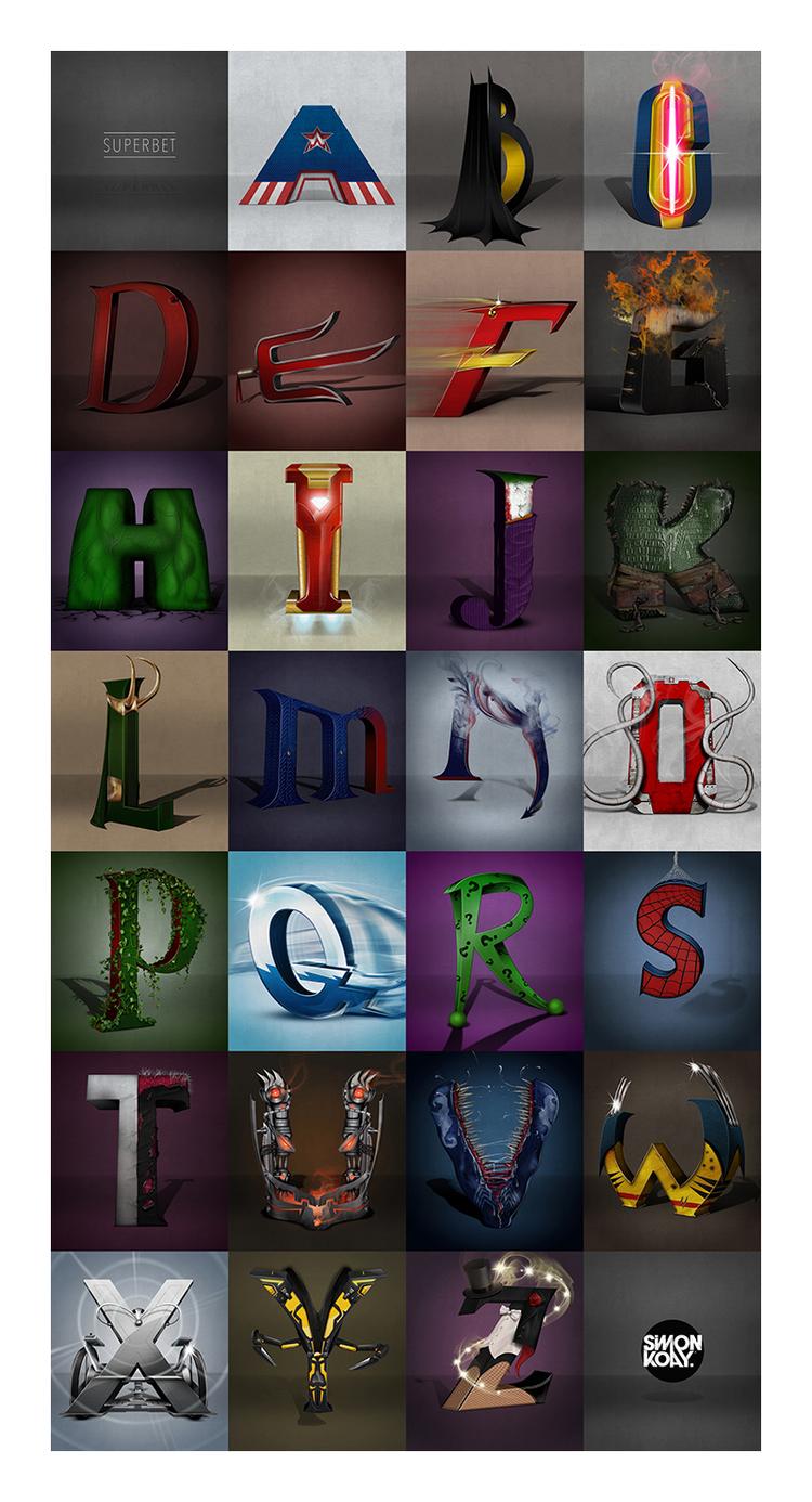 fan-art-series-shows-reimagines-the-alphabet-as-superheroes