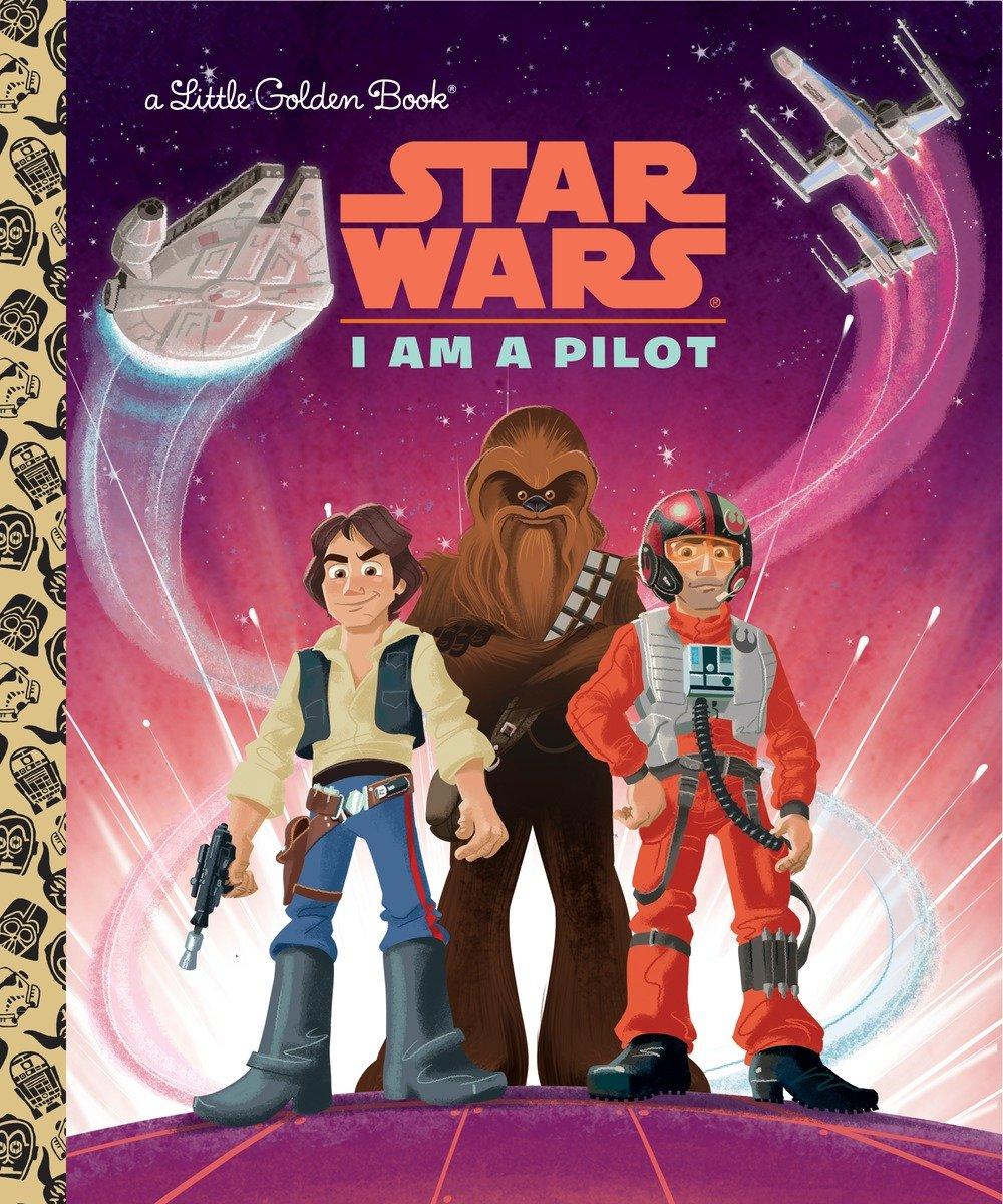 Star Wars Little Golden Book (s)Set Of 6 NEW