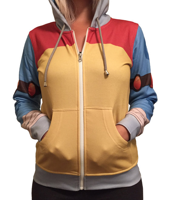 League of Legends Star Guardian Lux Inspired Hoodie oQ6Rw90we