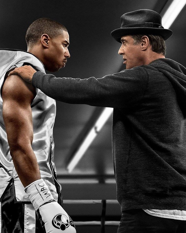 new tv spot and poster for creed fight for your name geektyrant