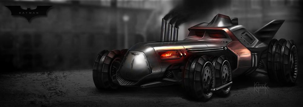 steampunk-inspired-batmobile-fan-art