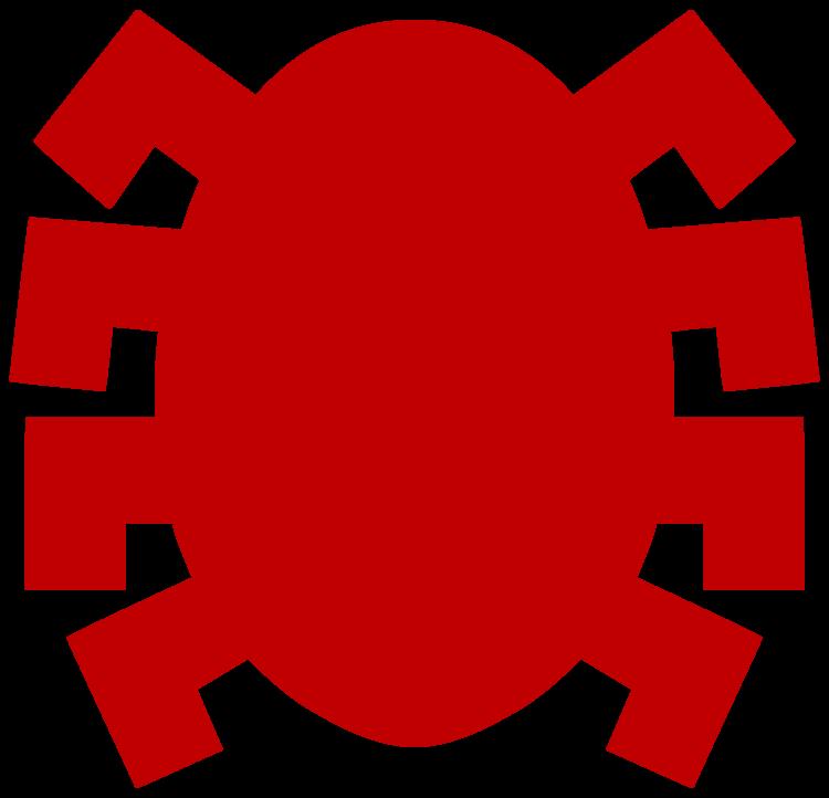 Classic Spiderman Symbol