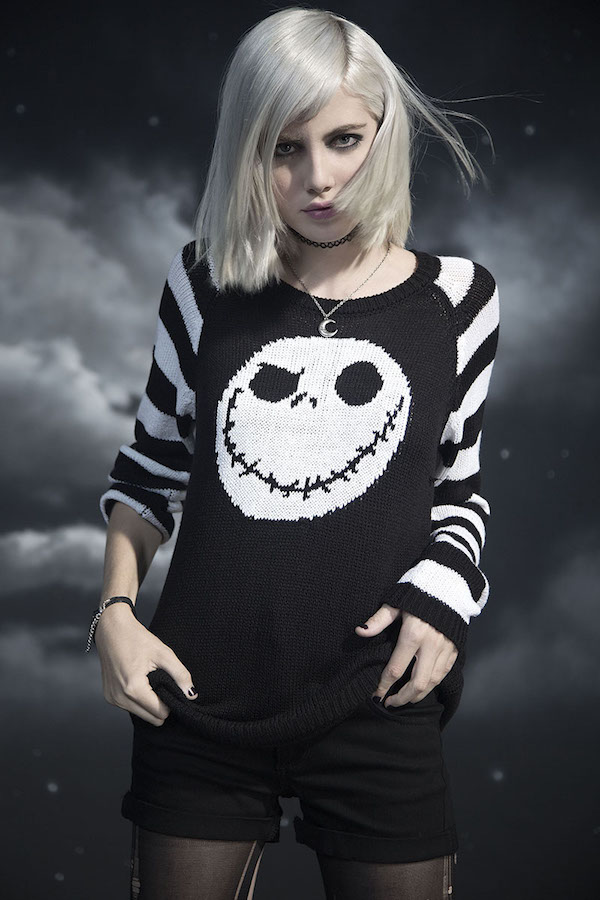 Tim Burton's THE NIGHTMARE BEFORE CHRISTMAS Gets Its Own Clothing ...