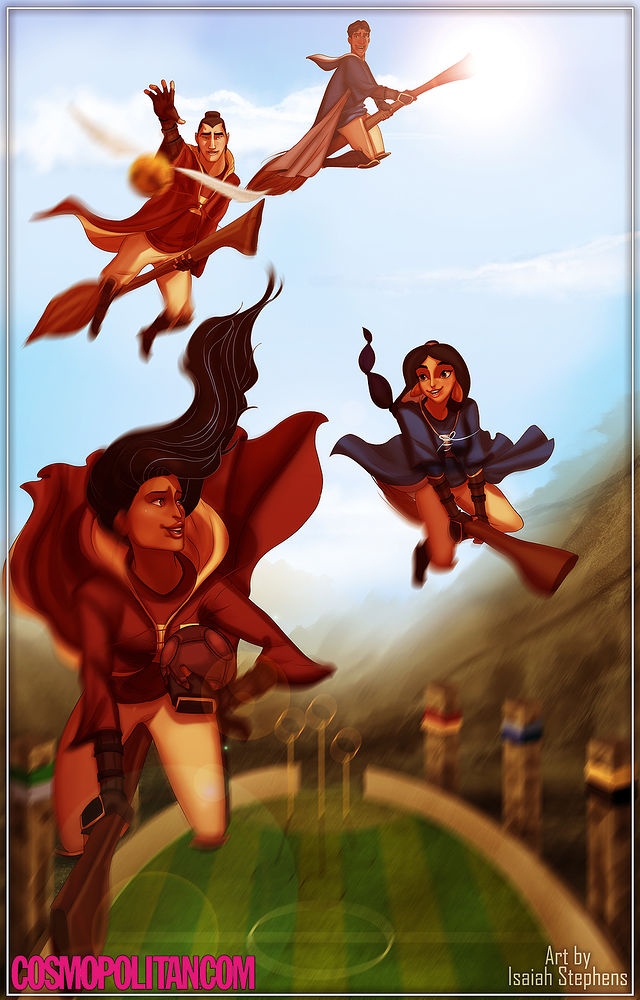 disney characters in hogwarts 01.jpg