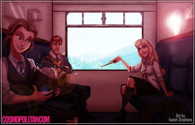 disney characters in hogwarts 06.jpg