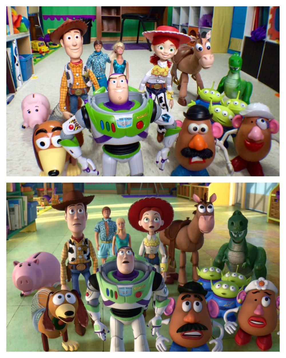 Pixar Fans Recreate Andy's Room From TOY STORY 3 in Real ...