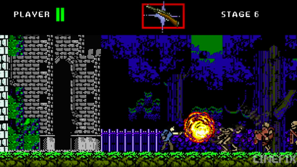 Here's What ARMY OF DARKNESS Would Look Like as an 8-Bit ...