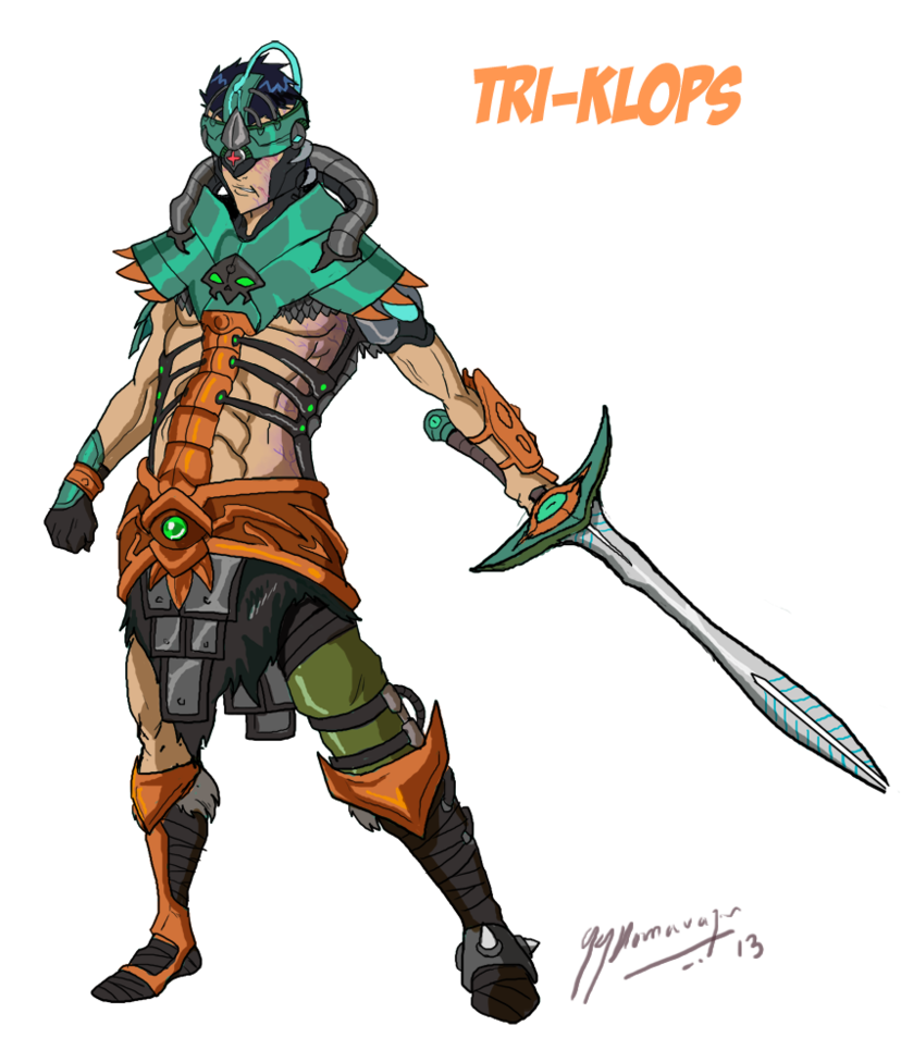 Character Design Masters : He man and the masters of universe anime style